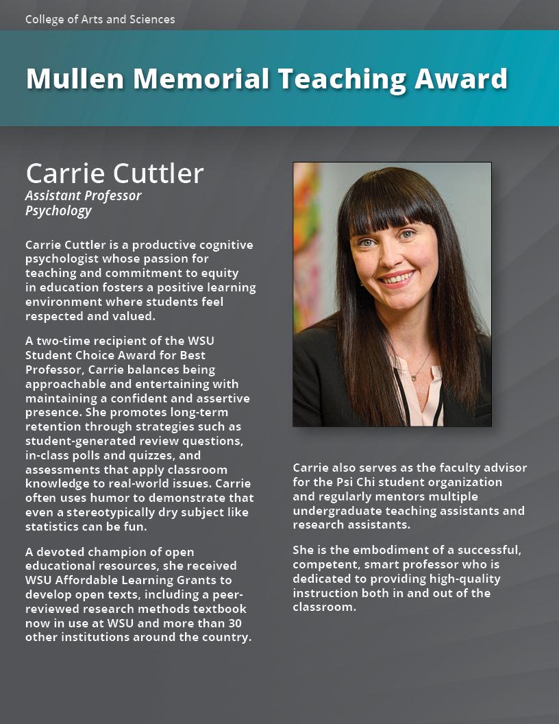 Carrie Cuttler