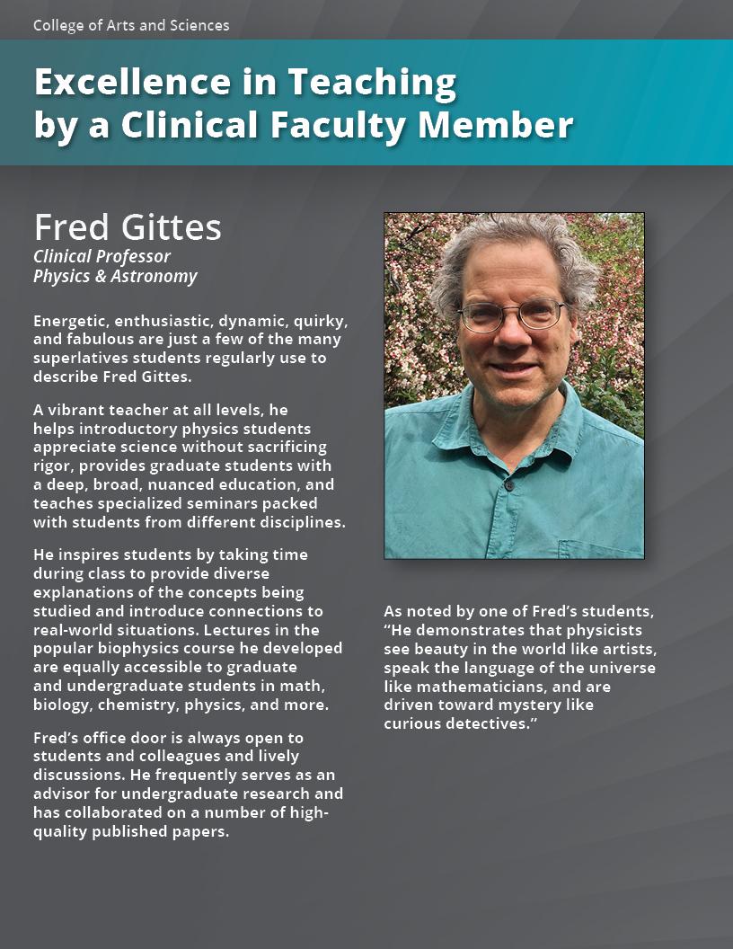 Fred Gittes