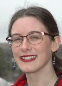 Amber Skogen.