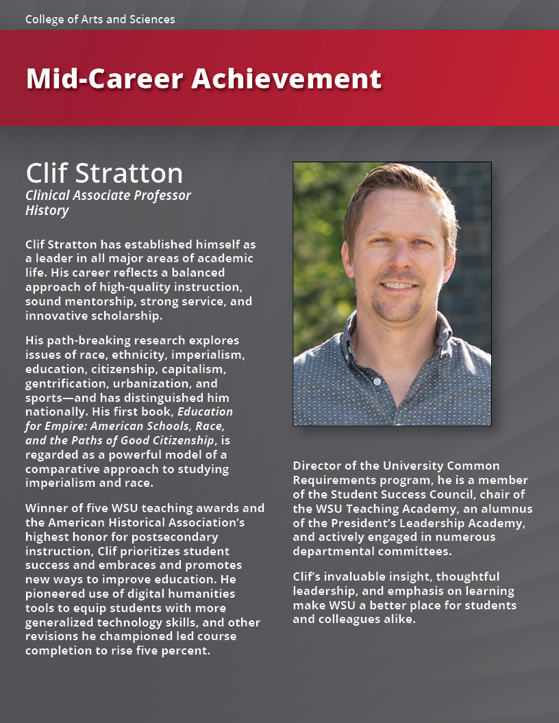 Clif Stratton