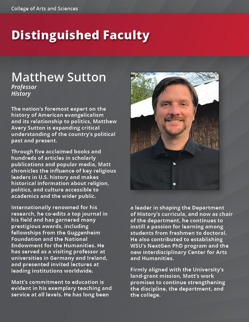 Matthew Sutton