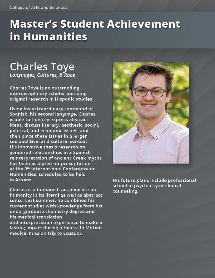 Charles Toye<br />