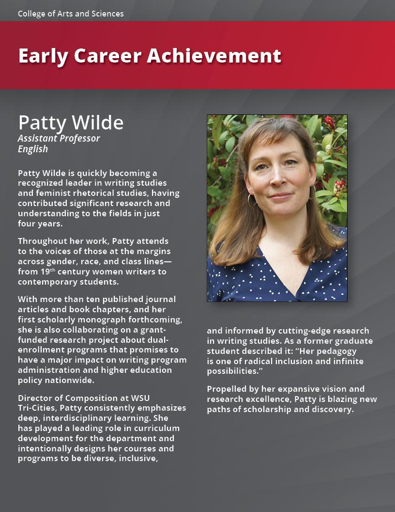 Patty Wilde