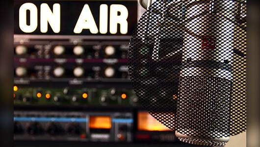On air.