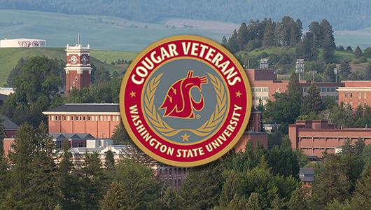 Cougar Veterans, Washington State University.