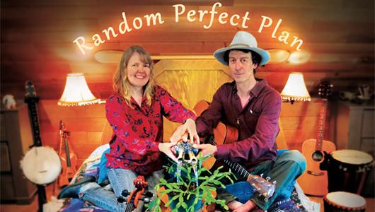 Album cover: Random Perfect Plan.