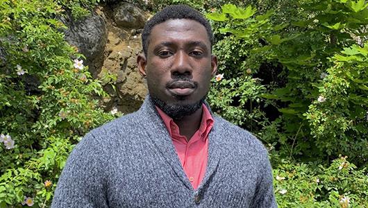 James Owusu Asare.