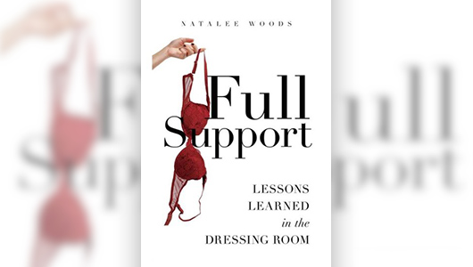 Book cover: Full Support, by Natalee Woods.