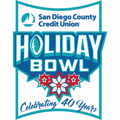 San Diego County Credit Union Holiday Bowl. Celebrating 40 years