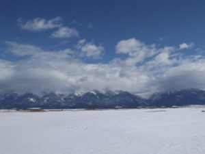 Flathead Lake near Polson, Montana. (Photo: Samantha Chisholm Hatfield, all rights reserved.)