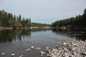 The Spokane River. (Photo: Nick Bramhall, some rights reserved.)