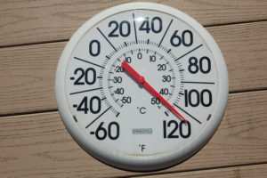 """""""Thermometer 115"""" (Photo: Conservation Law Foundation, Some Rights Reserved.)"""