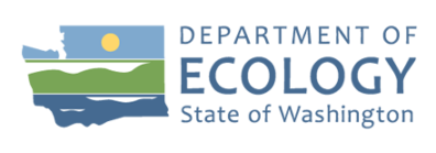 Logo for Department of Ecology of State of Washington