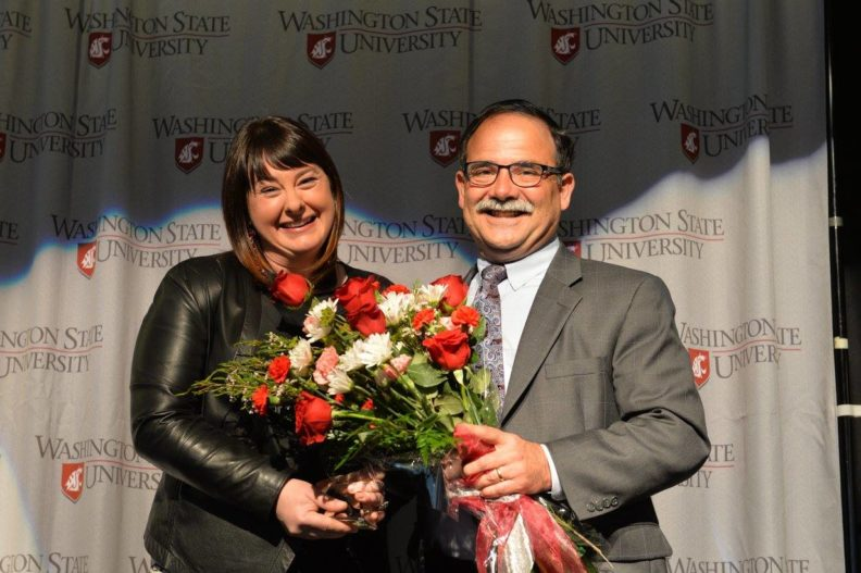 Anna King, 2016 WSU Woman of the Year