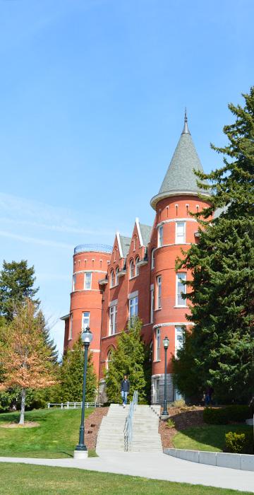 Thompson Hall.