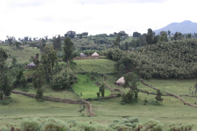 Highlands of SW Ethiopia