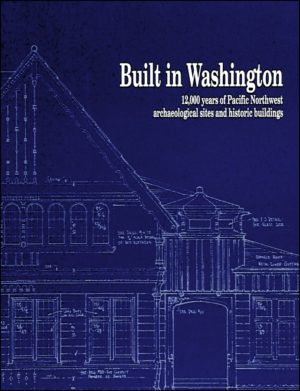 Built in Washington cover