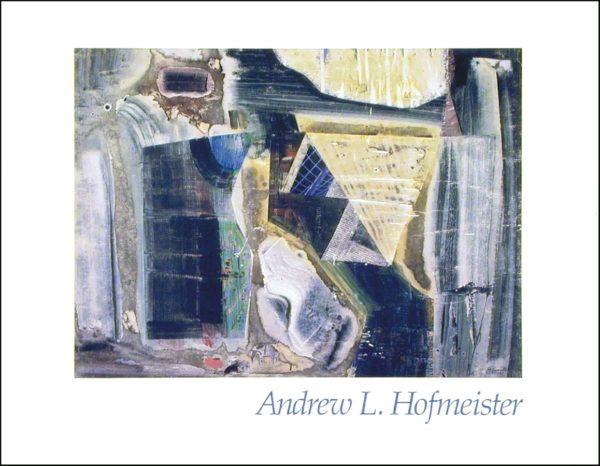 Andrew L. Hofmeister cover