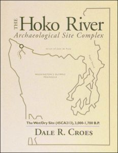 The Hoko River Wet/Dry Site cover