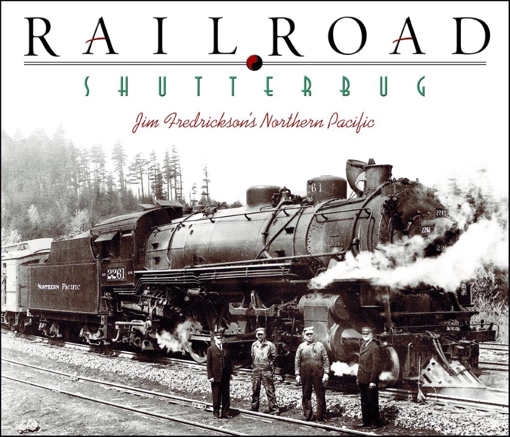 Railroad Shutterbug cover