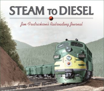 Steam to Diesel cover