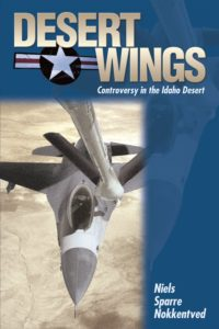 Desert Wings cover