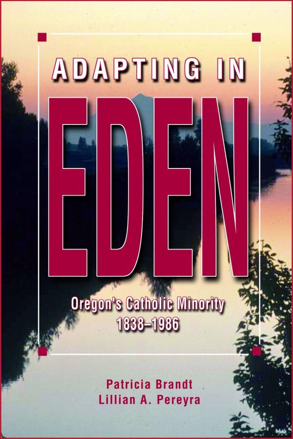 Adapting in Eden cover