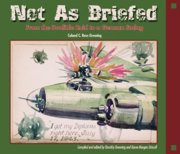 Not As Briefed cover