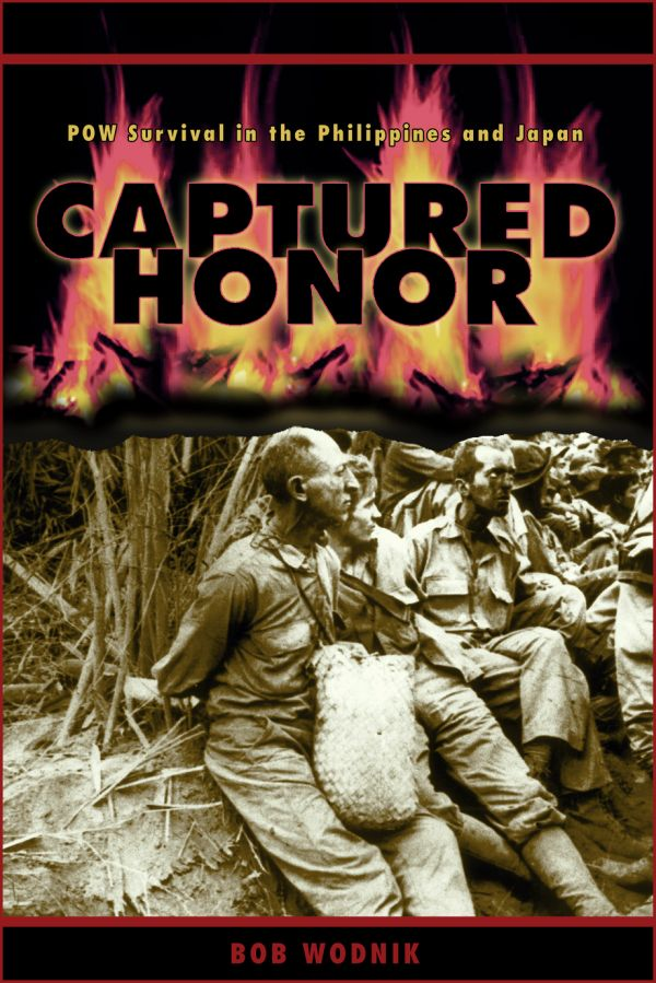 Captured Honor cover
