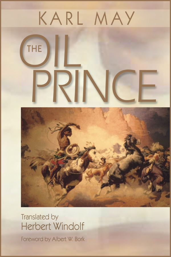 The Oil Prince cover