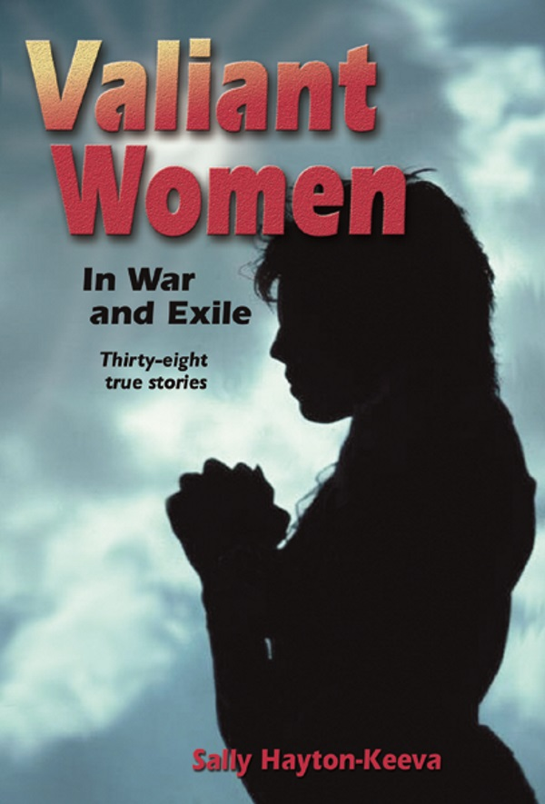 Valiant Women in War and Exile cover