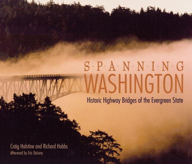 Spanning Washington cover