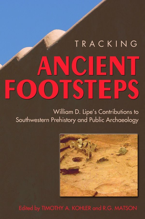 Tracking Ancient Footsteps cover