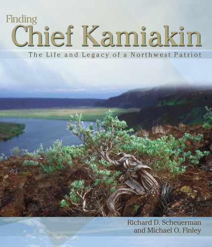 Finding Chief Kamiakin cover