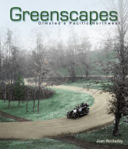 Greenscapes cover