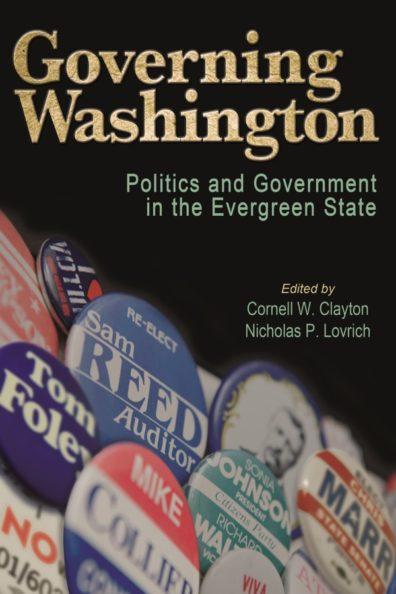 Governing Washington cover