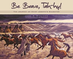 Be Brave, Tah-hy! cover