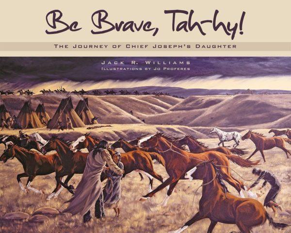 Be Brave, Tah-hy! cover