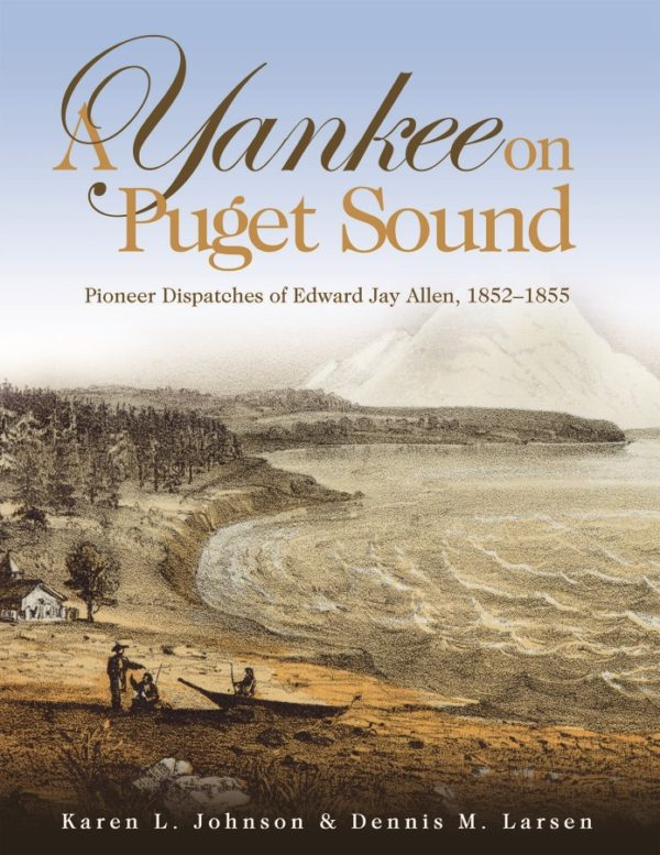 A Yankee on Puget Sound cover