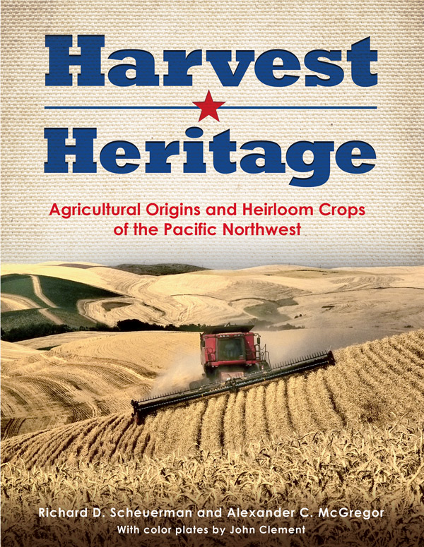 Harvest Heritage cover