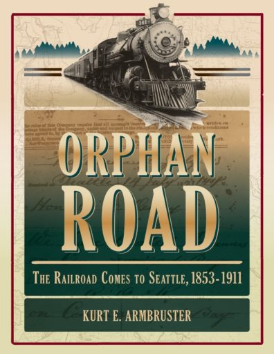 Orphan Road cover