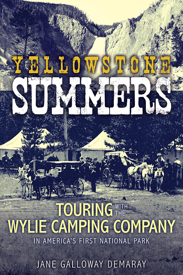 Yellowstone Summers cover