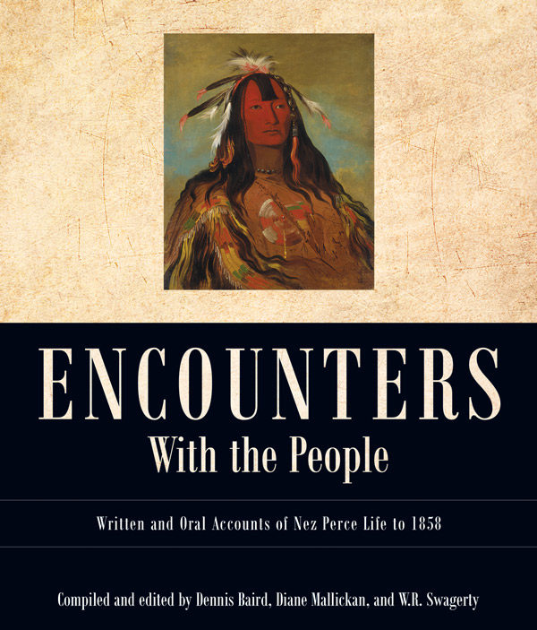 Encounters with the People cover
