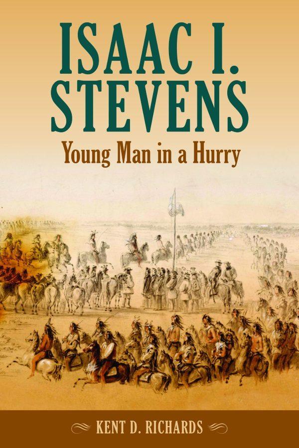 Isaac I. Stevens cover