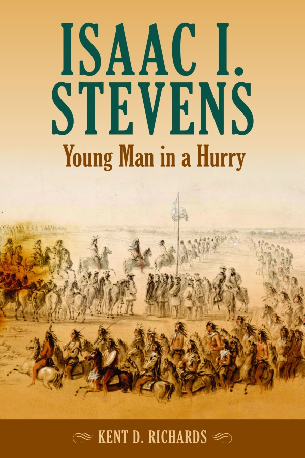 Isaac I. Stevens cover