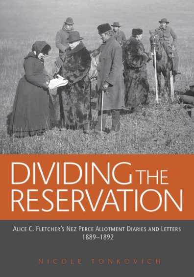 Dividing the Reservation cover