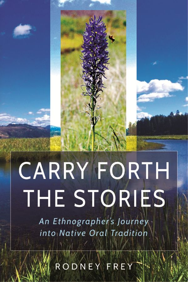 Carry Forth the Stories cover