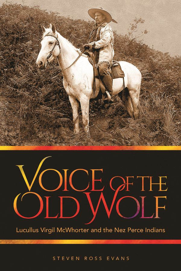 Voice of the Old Wolf cover