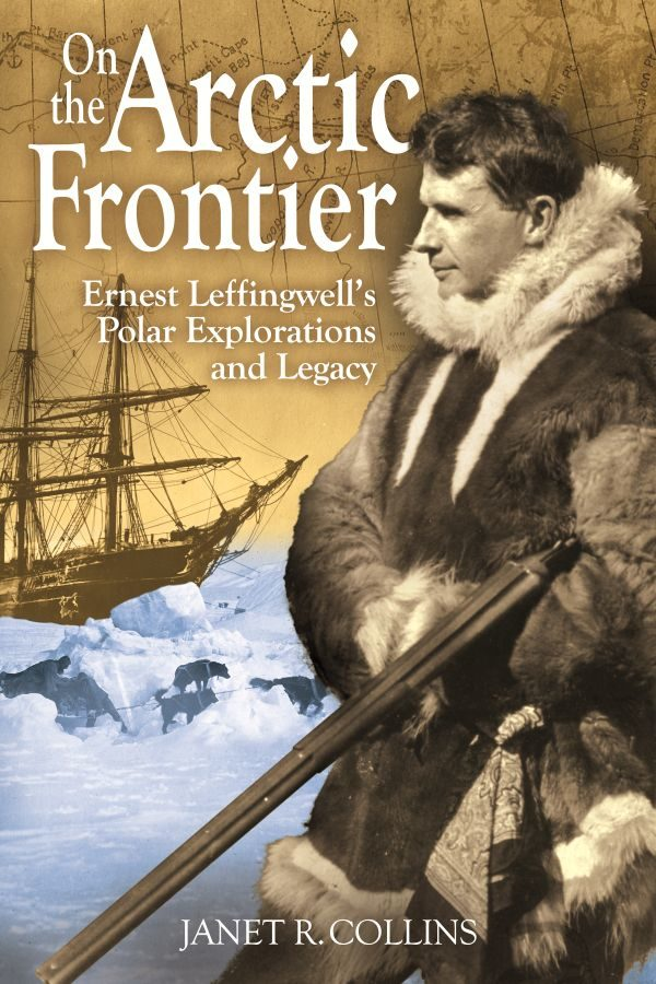 On the Arctic Frontier cover