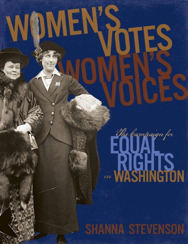 Women's Votes, Women's Voices cover